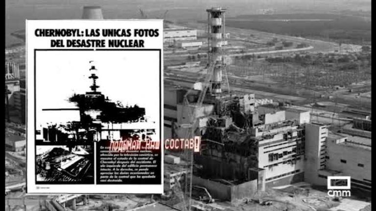 """CREAN, """"Los olvidados de Chernóbil"""""""