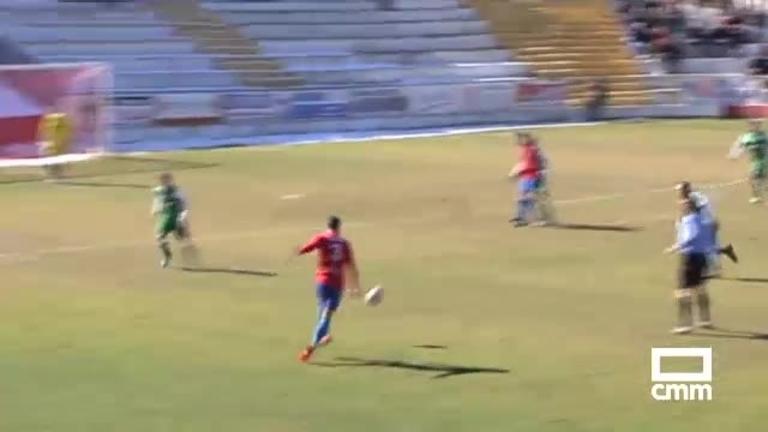 CP Villarrobledo - Mora CF (1-0)