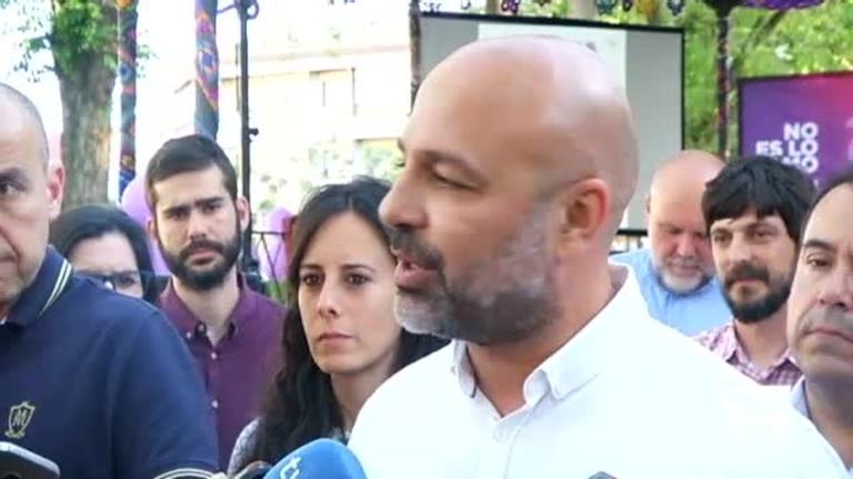Unidas Podemos aspira a ser determinante en la gobernabilidad de Castilla-La Mancha