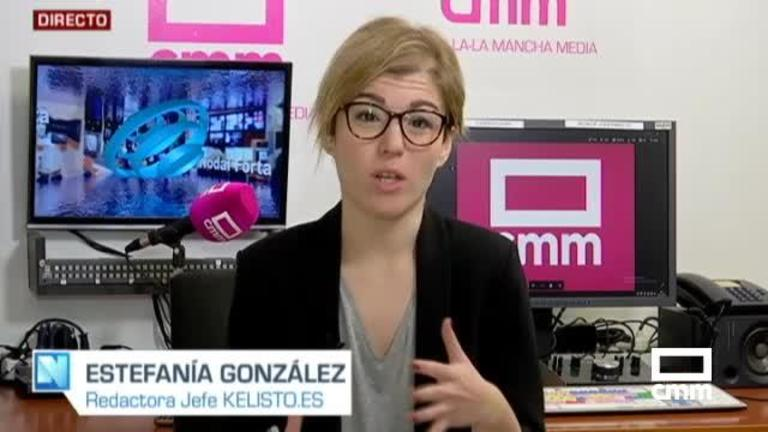 Entrevista a Estefanía González