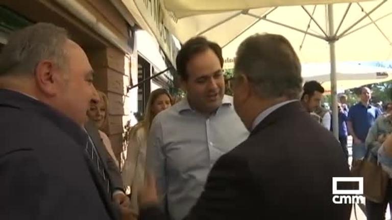 Elecciones europeas: Dolors Montserrat defiende el proyecto del PP para Europa