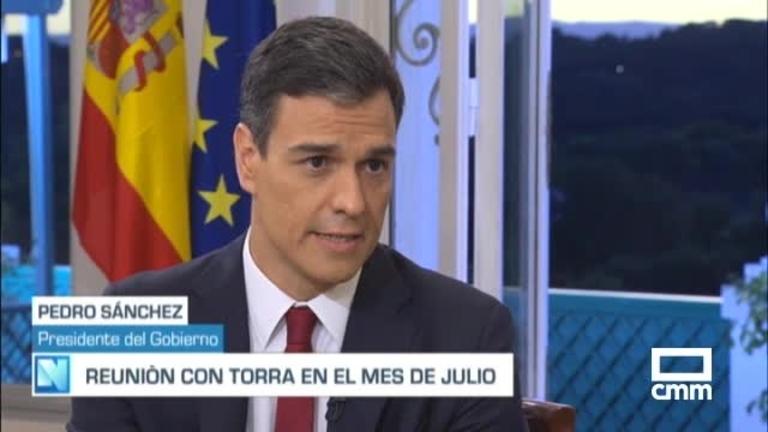 Pedro Sánchez pretende agotar la legislatura, convocará elecciones en 2020
