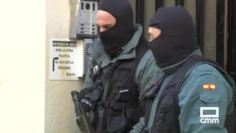 Operación antidroga en Albacete y Tomelloso: hay un detenido