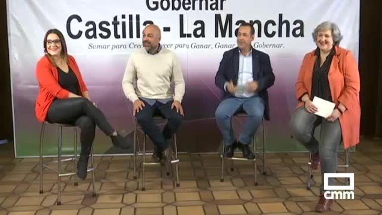 Podemos e IU irán juntos a las elecciones en Castilla-La Mancha
