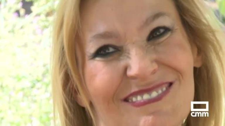 Carolina Alonso, alcaldesa de Villamuelas (Toledo) con parálisis cerebral: