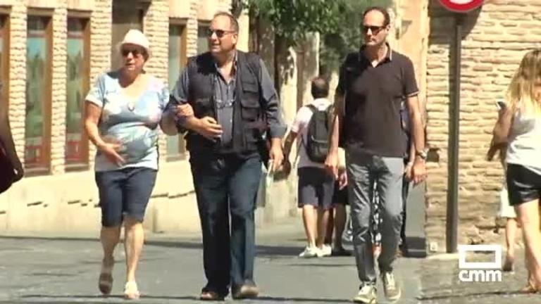 Las olas de calor hacen que los turistas extranjeros no busquen con tanto ahínco el sol de España