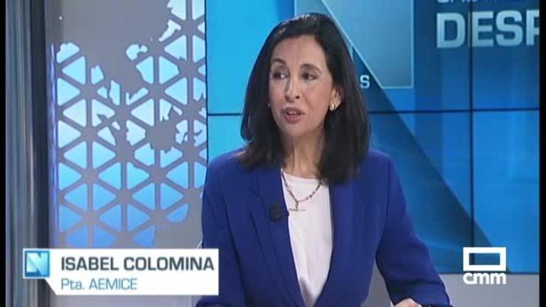 Entrevista a Isabel Colomina