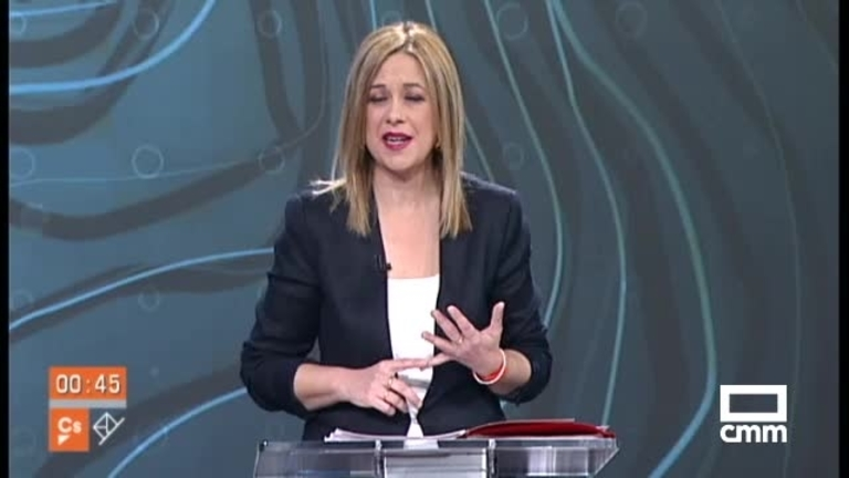 Intervenciones de Carmen Picazo (Ciudadanos) en el debate