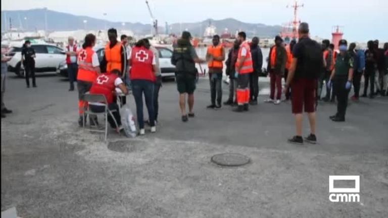 Rescatados más de 700 inmigrantes en menos de 24 horas
