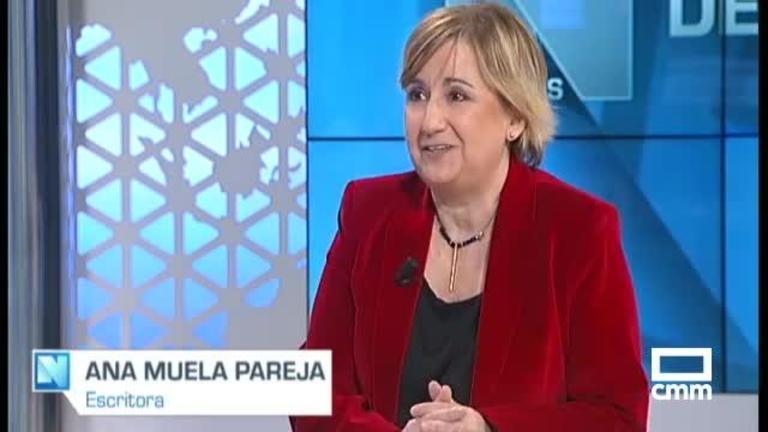 Entrevista a Ana Muela Pareja