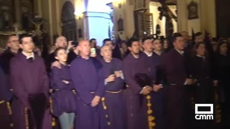 Suspendida la procesión de Las Turbas en Cuenca por previsiones de lluvias