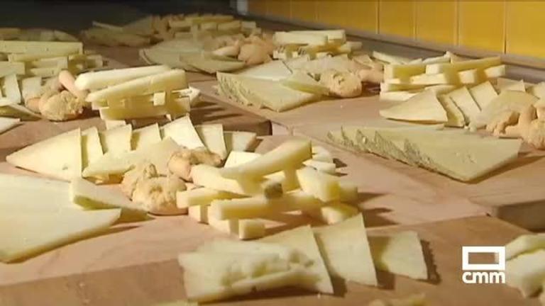 Las ventas de queso manchego han aumentado en medio millón de kilos en el extranjero