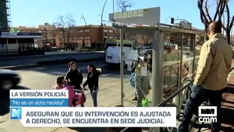 Móstoles respalda a la Policía tras el desalojo de una mujer negra: