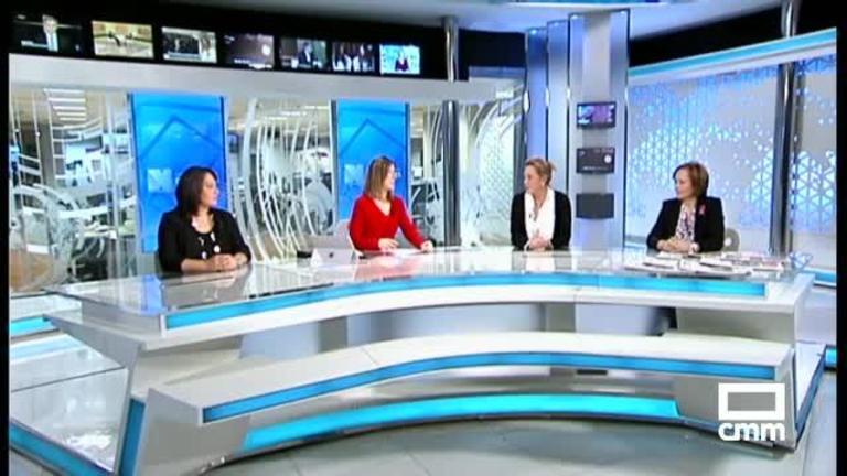 Entrevista a Valle Martín, Teresa Teijero y Gema Serrano