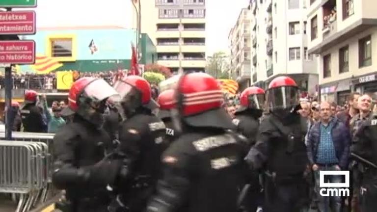 Ciudadanos: Rivera denuncia ante la Fiscalía el acoso en el mitin de Rentería