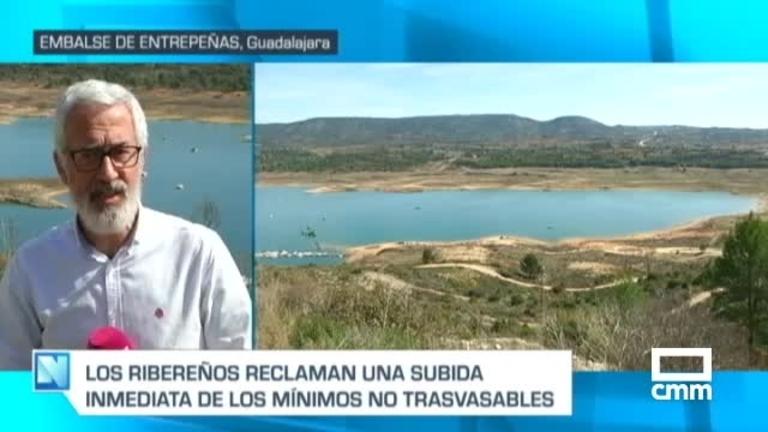 Las plataformas ciudadanas y los políticos de la región valoran la sentencia sobre el Tajo que obliga a fijar caudales ecológicos