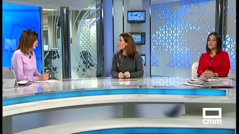Entrevista a Trinidad Escobar  y Priscila Ramírez
