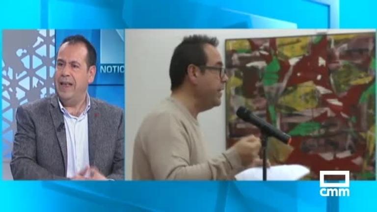 Juan R. Crespo (IU) en CMM: