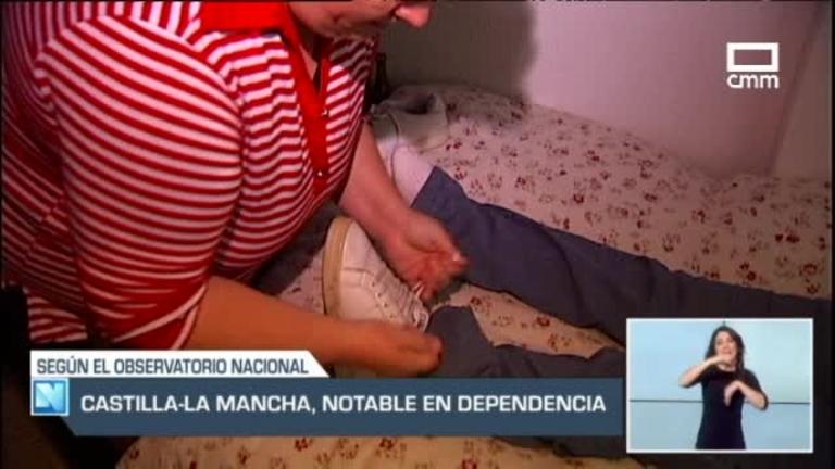 Cerca de 58.000 castellanomanchegos son ya atendidos en el sistema regional de dependencia