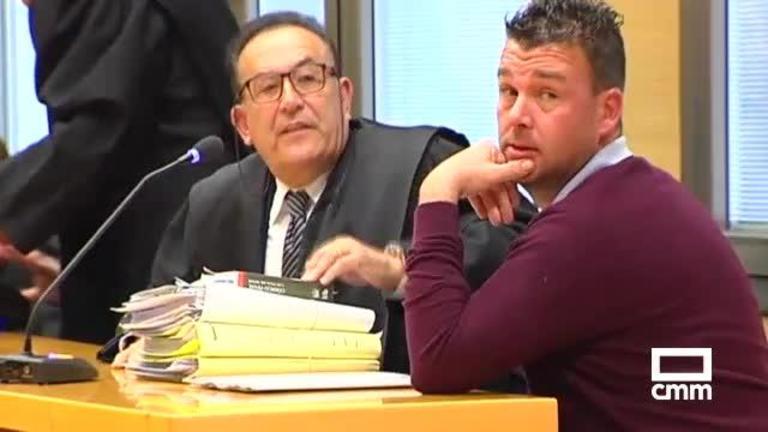Un jurado popular juzga al hombre que atropelló a su padre en Torrenueva