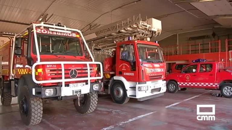 Los bomberos de París se formaron con los de Cuenca, expertos en protección del patrimonio