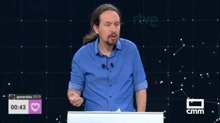 Podemos: Iglesias esgrime la Constitución y pide a Sánchez que aclare si pactará con Cs