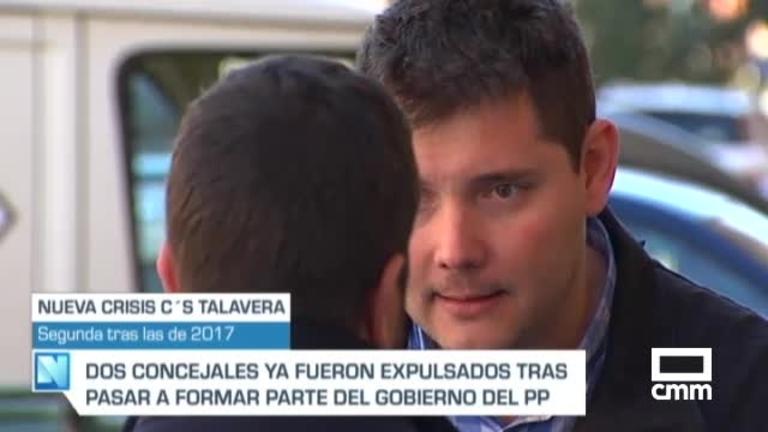 Dirigentes de Ciudadanos en Talavera dimiten al sentirse