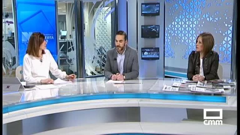Entrevista a Raúl Sánchez y Esther Gorjón