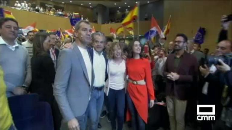 Ciudadanos: Inés Arrimadas insiste en Alicante en la necesidad de echar a Sánchez ; y en Cuenca, carpa ciudadana