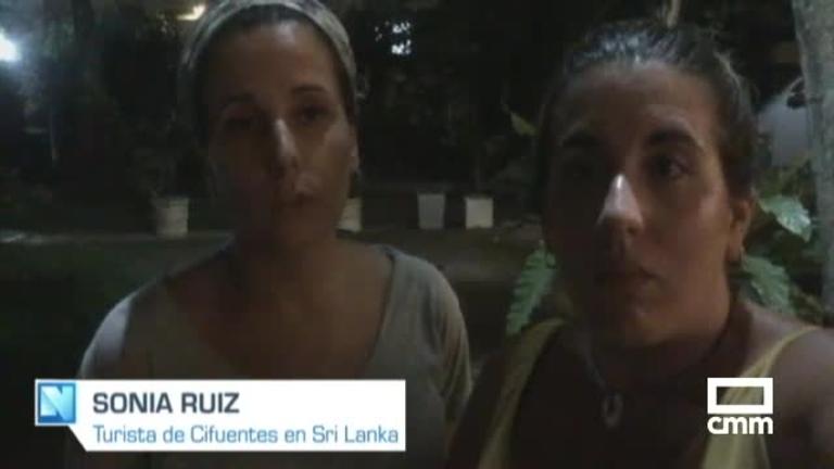 Las seis jóvenes de Cifuentes (Guadalajara) atrapadas en Sri Lanka regresarán hoy a España