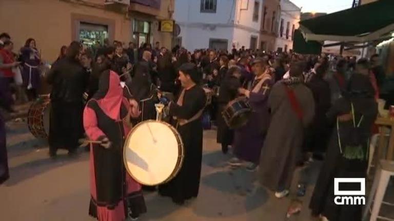 Unas 20.000 personas se reúnen este fin de semana en Agramón (Albacete) por las Jornadas Nacionales de Exaltación del Tambor y el Bombo