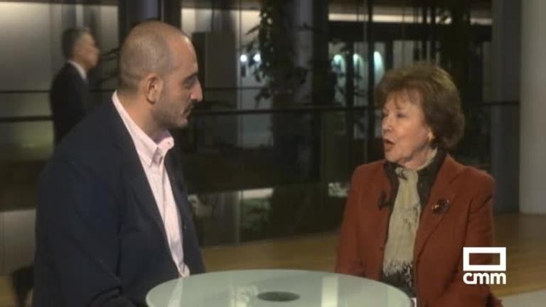 Eurodiputados de Castilla-La Mancha (III): Pilar Ayuso y el depósito de mercurio de Almadén