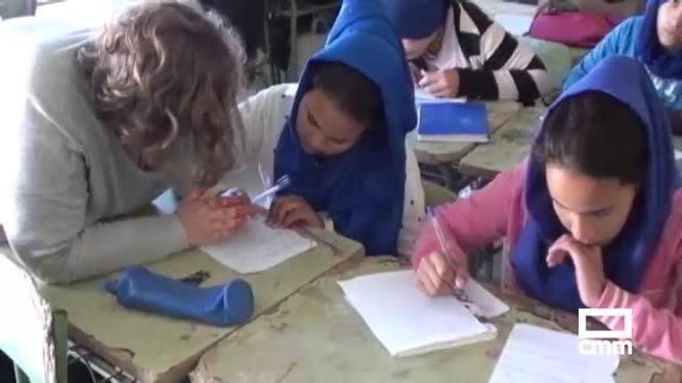 91 estudiantes de Educación de Ciudad Real realizan sus prácticas en el Sáhara