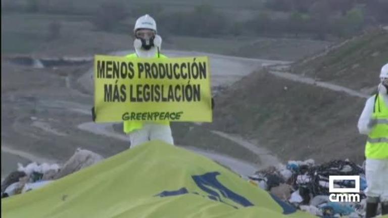 #MalditoPlástico, la campaña de Greenpeace para visibilizar la falta de reciclaje