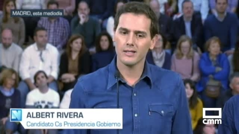 Ciudadanos: Albert Rivera propone medidas para la protección de animales