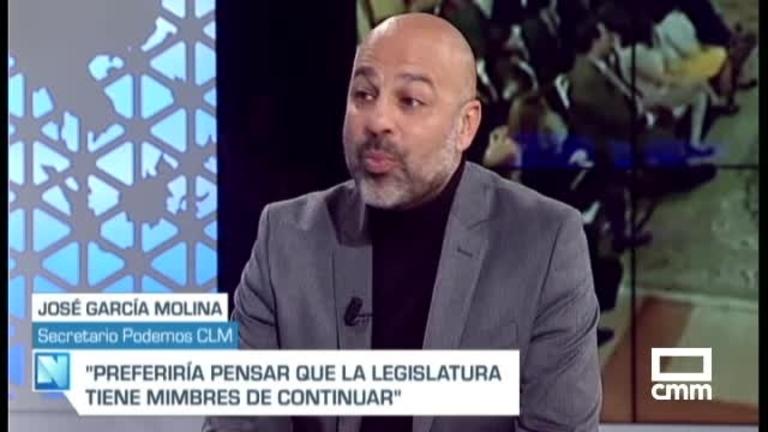 García Molina, en CMM: Es un error dar un ultimátum a un país soberano como Venezuela
