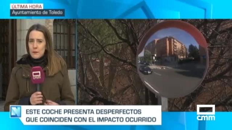 Detenido el presunto autor del atropello del Polígono, en Toledo