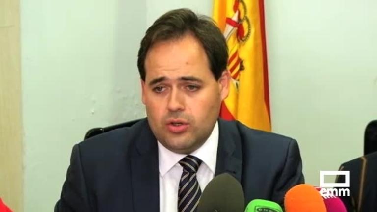 Acto de Vox en Castilla-La Mancha: PSOE alerta del
