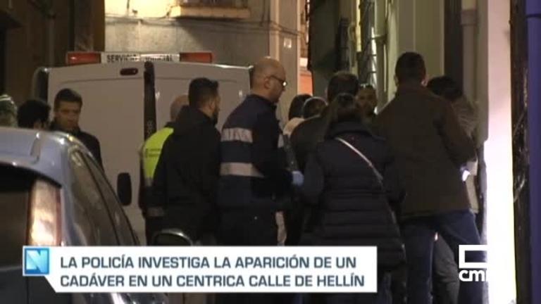 Confirman que la muerte del hombre por el hueco de una escalera en Hellín fue accidental