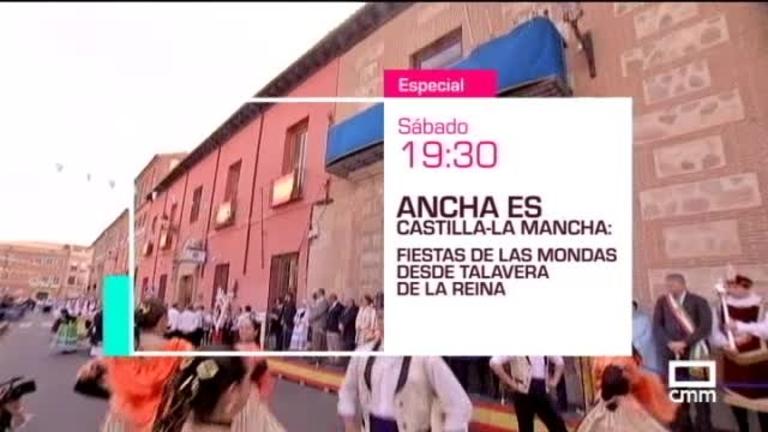 El sábado 27, especial Las Mondas desde Talavera de la Reina