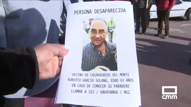 Doce días sin Roberto: la familia cree que su desaparición no es voluntaria