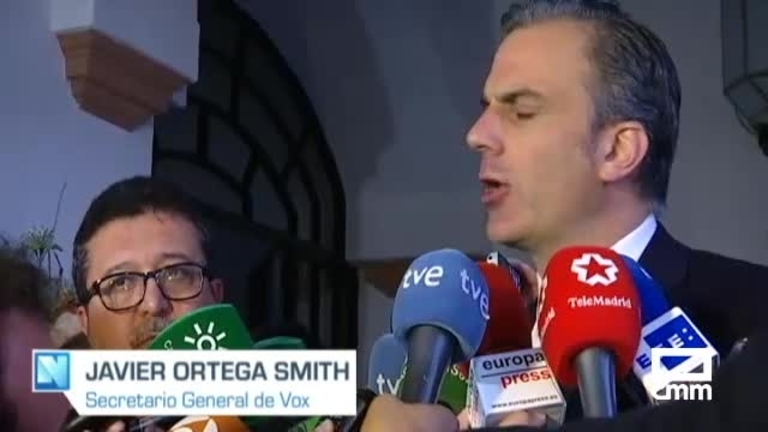 Vox apoyará la investidura de Juanma Moreno (PP) para presidir Andalucía