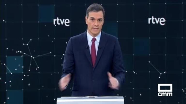 PSOE: Sánchez aboga por avanzar en justicia social, transparencia y convivencia