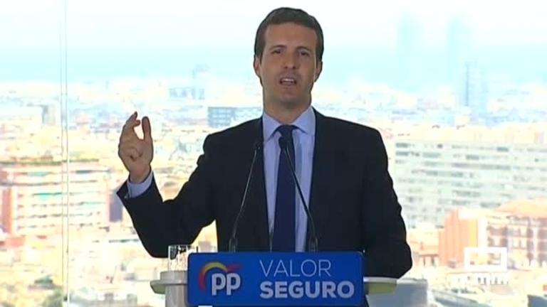 Reforma del Código Penal y tarjeta sanitaria única, propuestas del programa electoral del PP