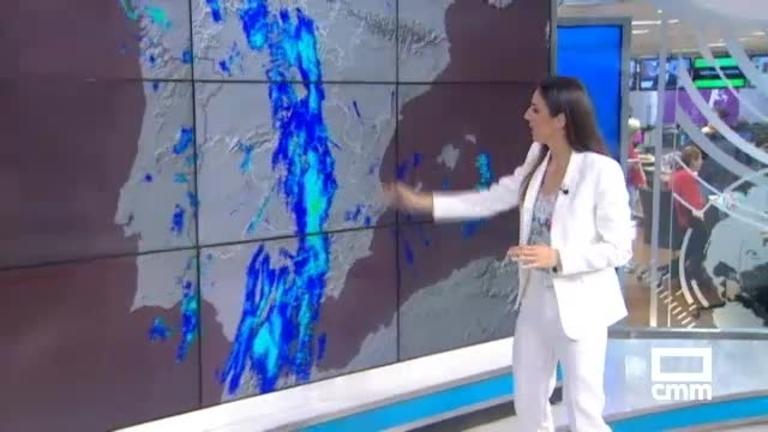 Semana Santa pasada por agua en Castilla-La Mancha y parte de España