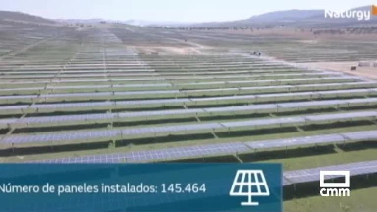 Nueva planta fotovoltaica en Ciudad Real, capaz de dar energía a 27.000 hogares