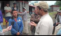 A Gurung Man Describes the Health Care in his Village
