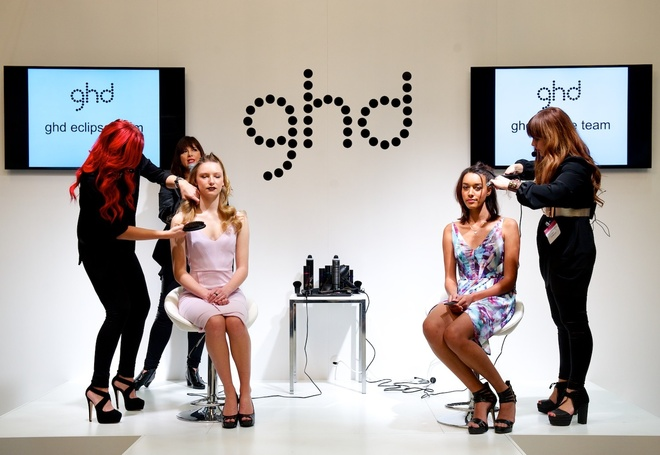 Hair expo ghd 2013