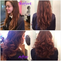 Before and After restyle