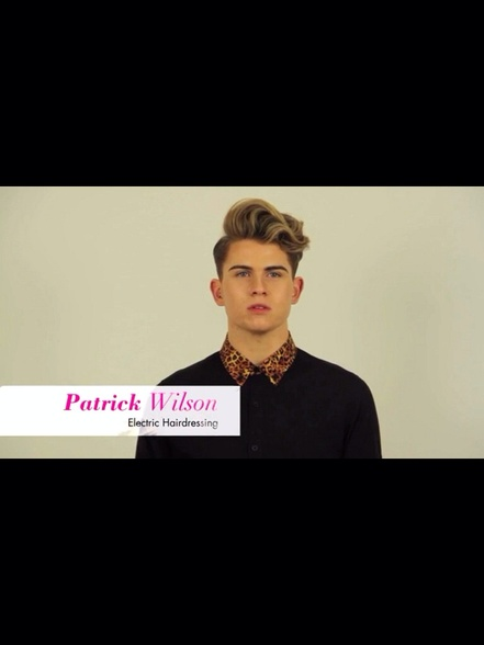 Patrick Wilson Electric Hairdressing